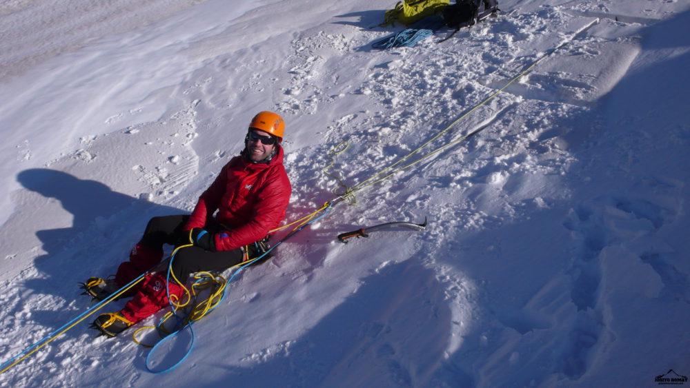 Curso de Perfeccionamiento Alpinismo