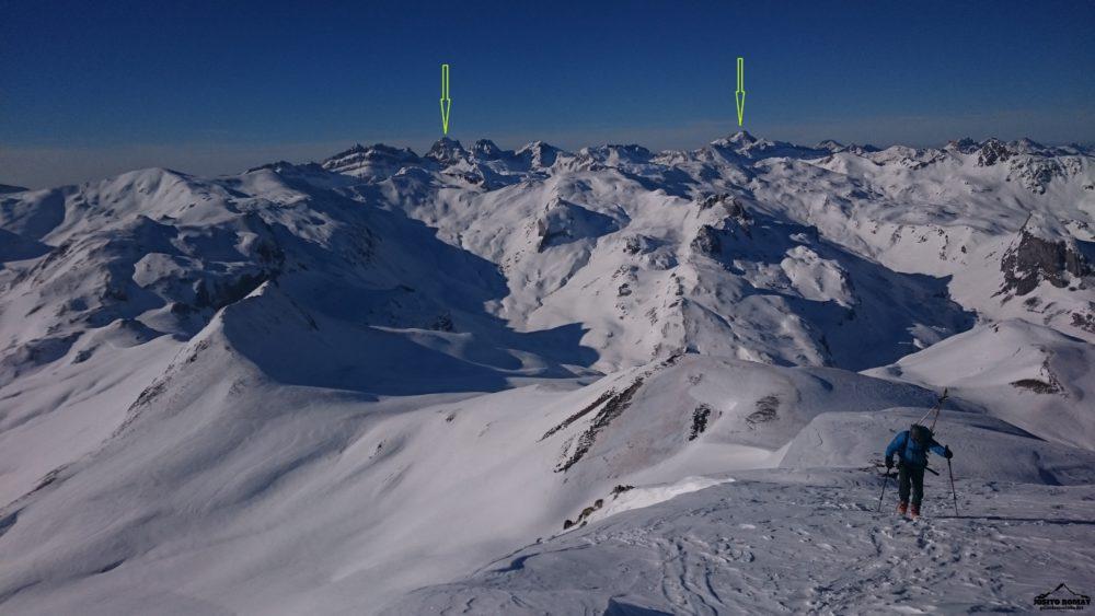 Ski de Travesia en el Portalet