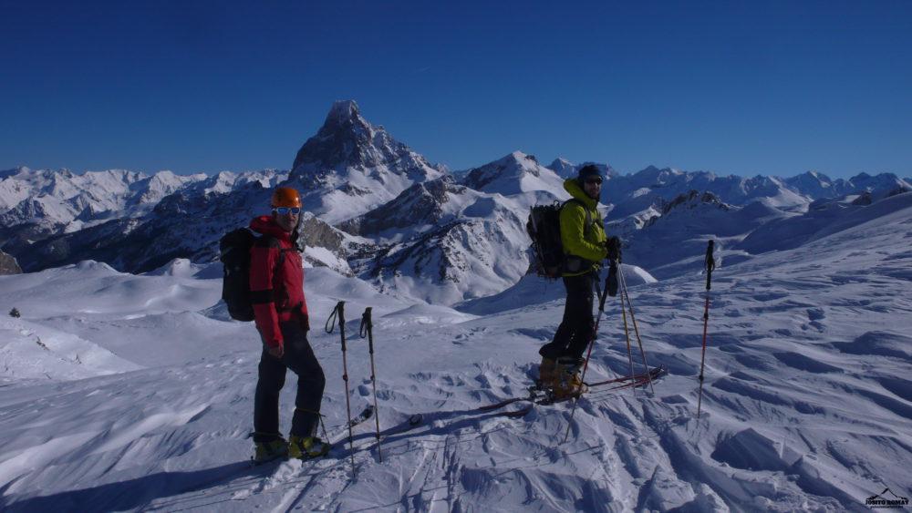 Ski de Travesía por la zona de Astún