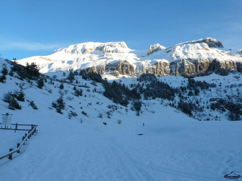Ski de Travesía por el entorno del Bisaurin