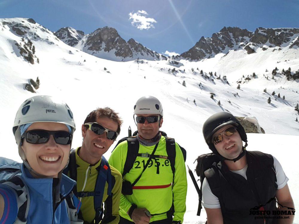 Curso Ski de Travesia Naturtrek 2017