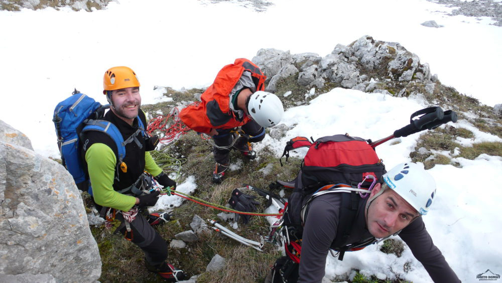 Curso Perfeccionamiento en alpinismo