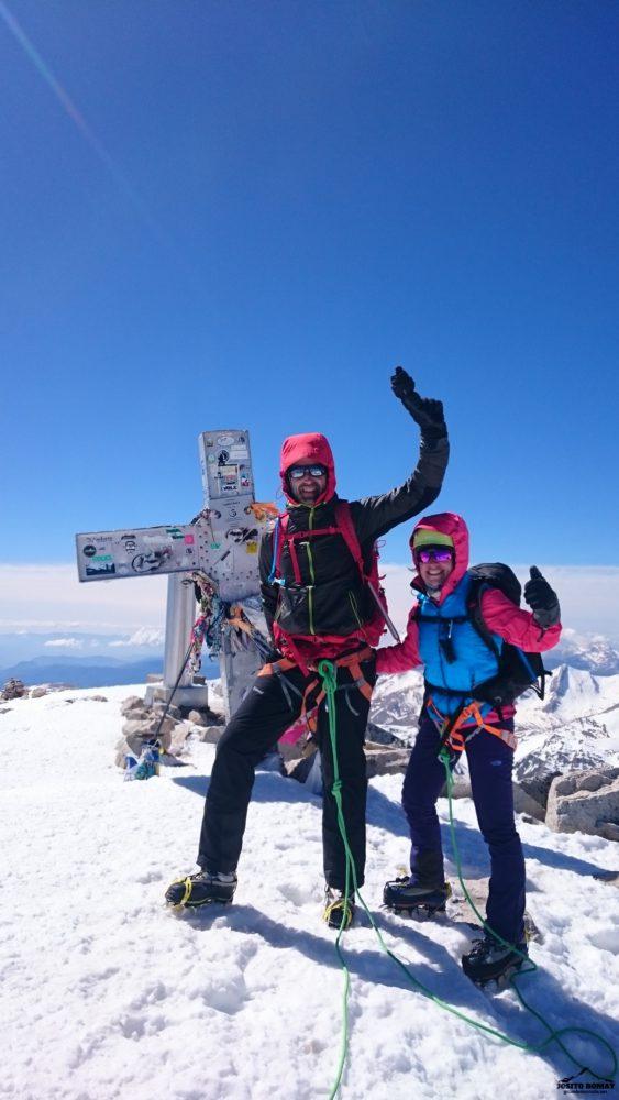 Ascensión al Aneto, 3404 metros con Guía de Alta Montaña