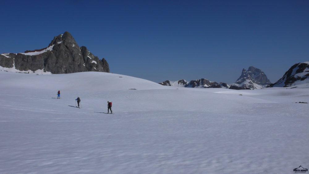 Curso Ski de Travesia EGAM Pirineos 2017