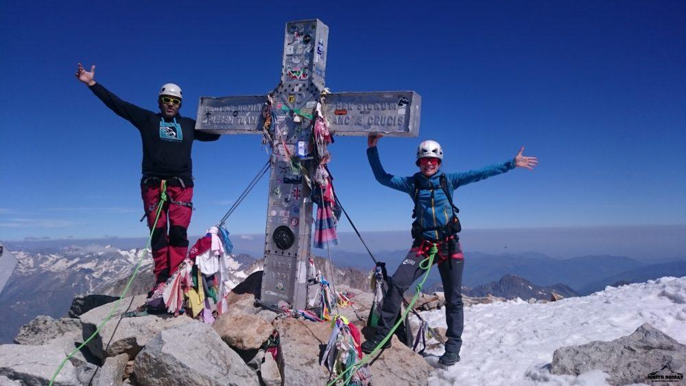 Aneto y los tresmiles del Pirineo