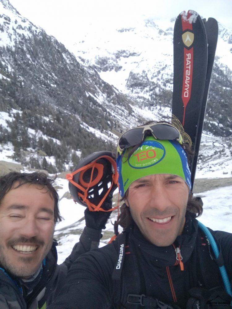 Ski de Travesía por Aigüestortes